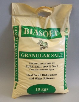 Granular Salt 10Kg (with handles) x 20 Bags